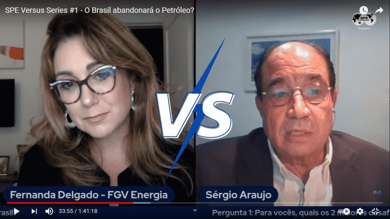 Fernanda Delgado e Sérgio Araújo pensam igual sobre avaliar o poder aquisitivo dos brasileiros na transição energética