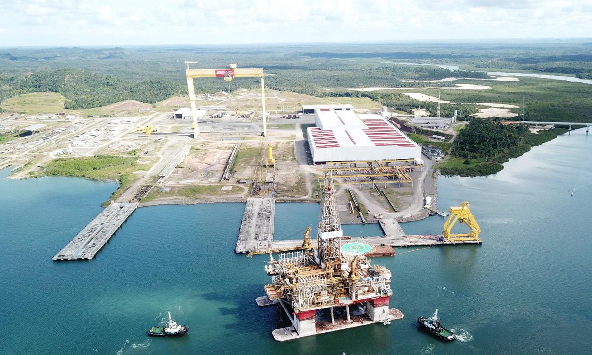 naval - enseada - bahia - emprego - construção - governo federal - investimento - estaleiro - portos