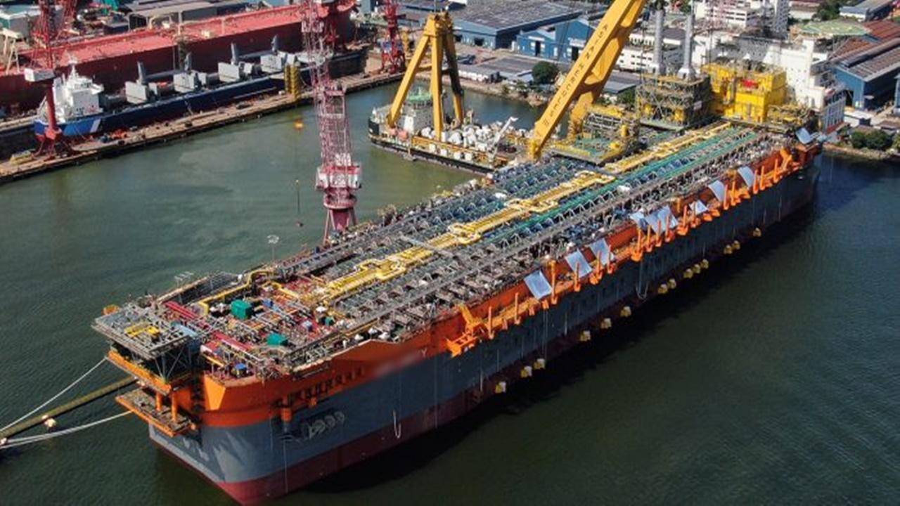 sbm - WEG - búzios - offshore - equinor - modec - plataforma - navio - petóleo - petrobras