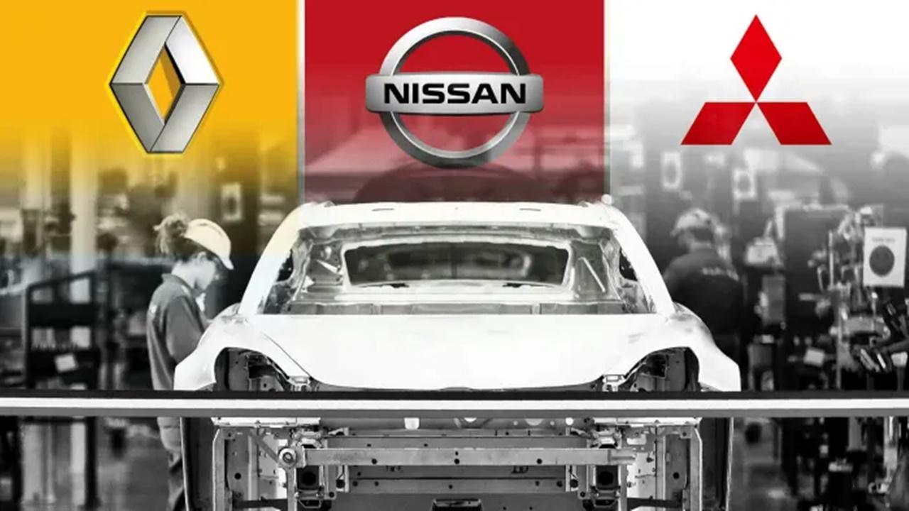 Nissan - Renault - Mitsubishi