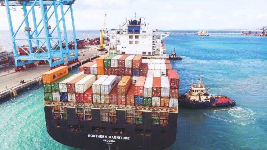 emprego - ceará - pecém - maersk - porto - rebocadores - estaleiro - construção - Svitzer