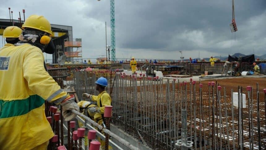 cimento - preço - concreto - construção civil - oxigênio - nitrogênio - fábricas - indústrias