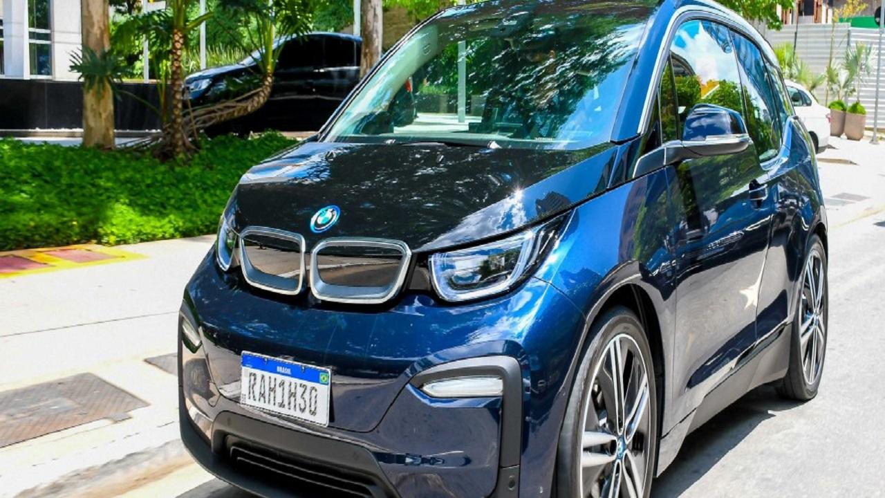 BMW i3 - BMW - carro elétrico - gerador - etanol