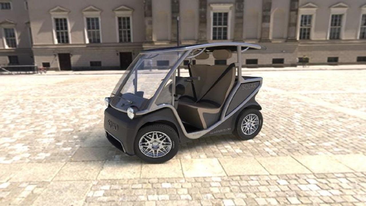 Carro elétrico - energia solar - CNH - mercado automotivo -