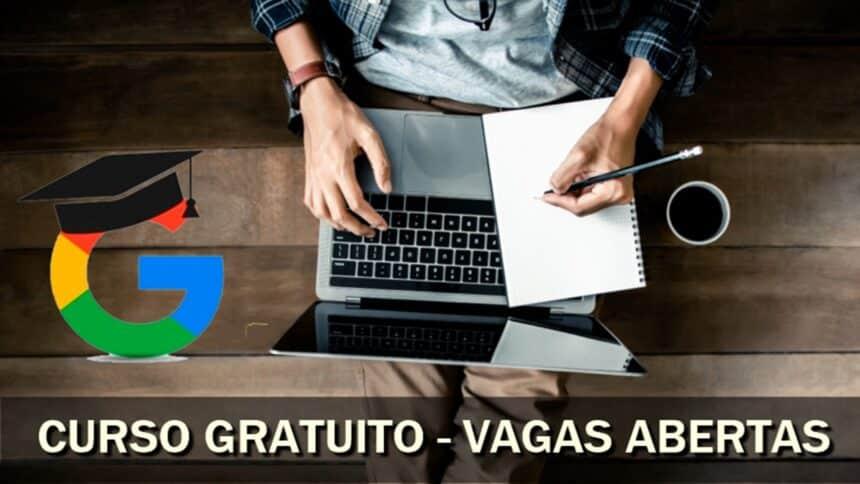 cursos gratuito - cursos online - fundação - google - python - tecnologia - NASA - VAGAS