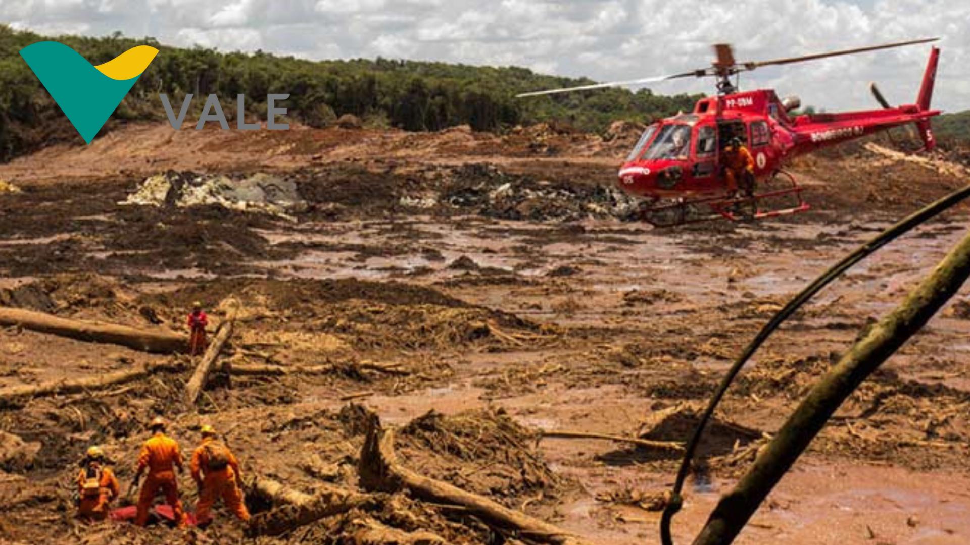 Vale – Mineradora - Brumadinho – Minas Gerais