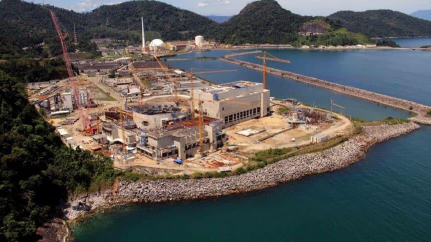 crise hídrica - usina nuclear - investimentos - governo - Angra 3