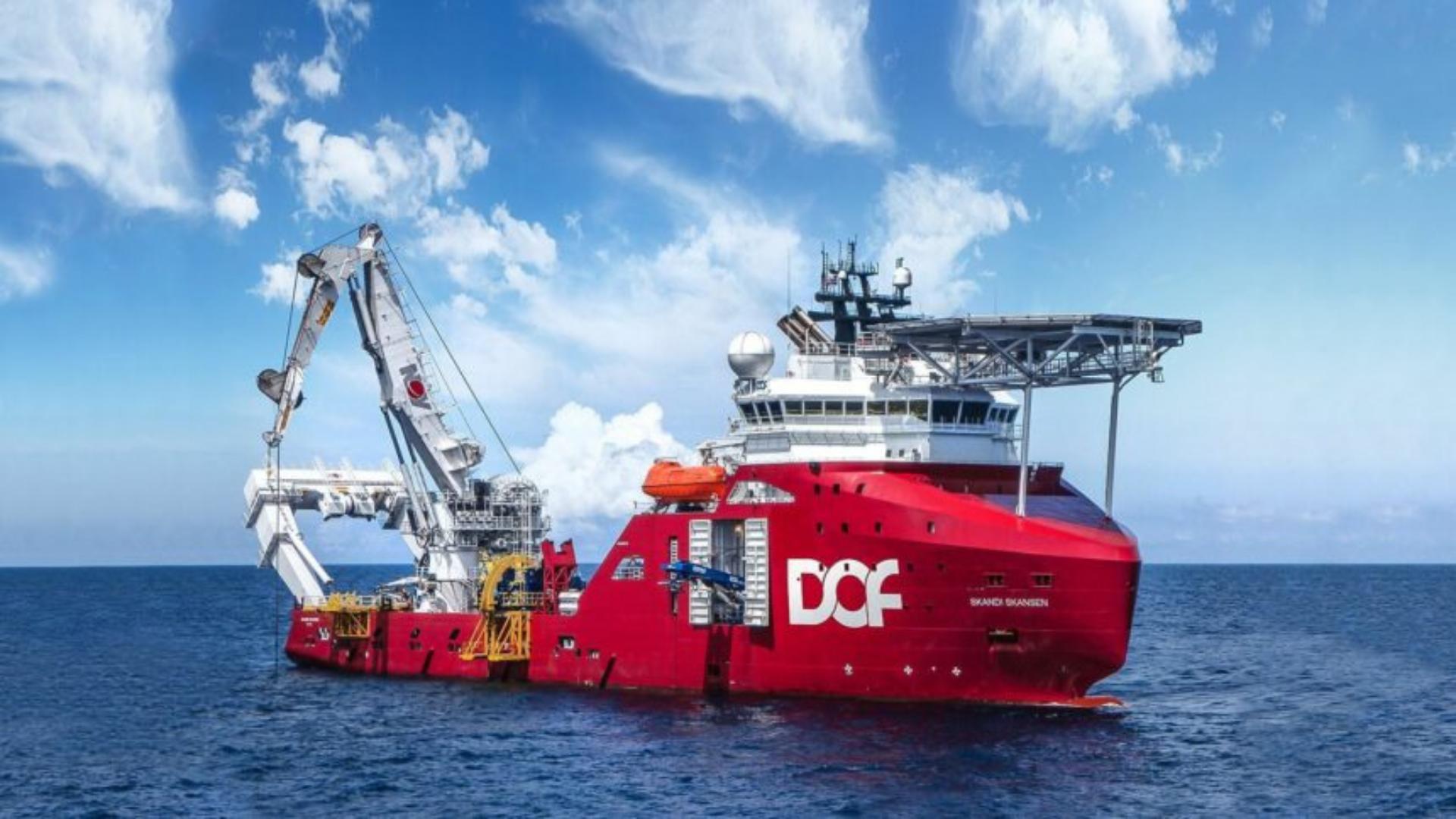 DOF – Petrobras – navios