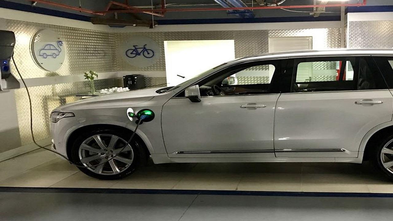 carregador - carro elétrico - veículo -