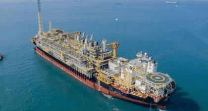 Petrobras – SBM Offshore – FPSO – pré-sal – Bacia de Santos