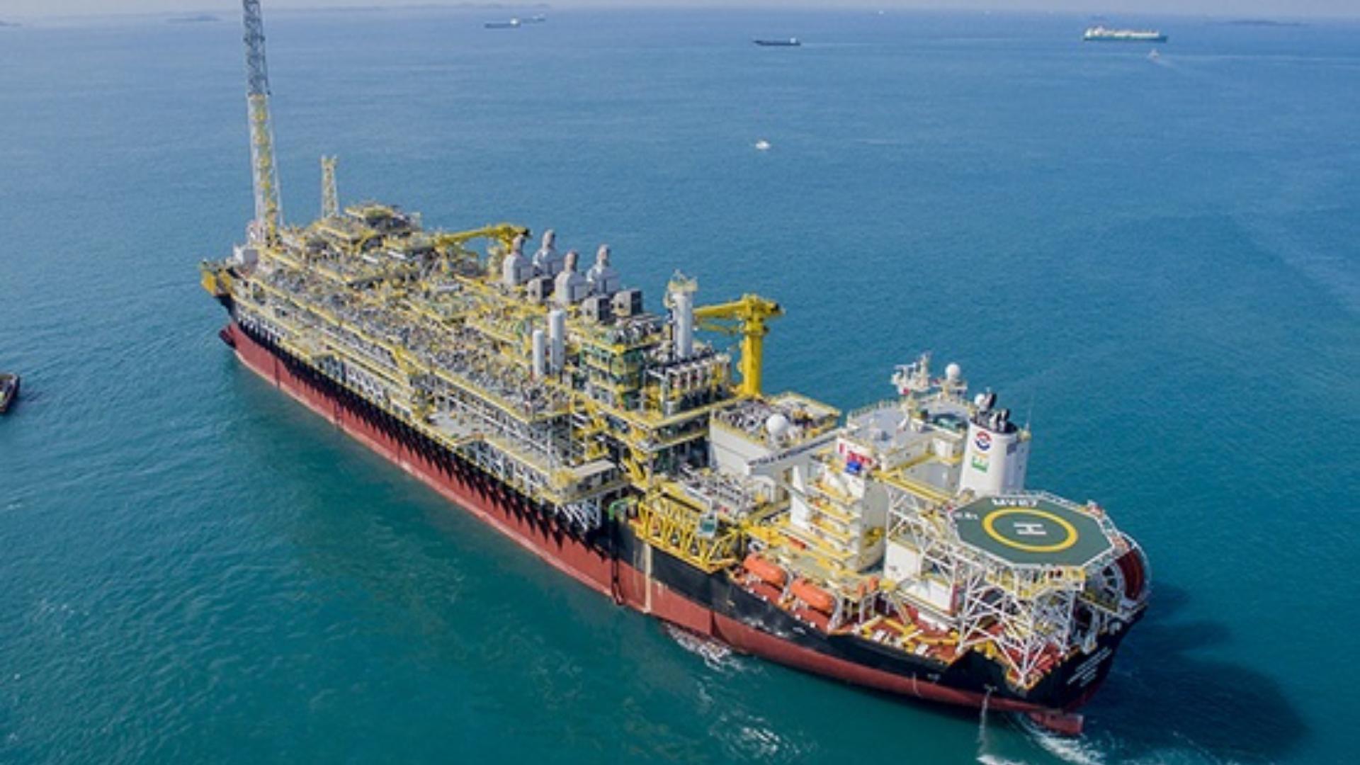 Petrobras – pré-sal – Bacia de Santos