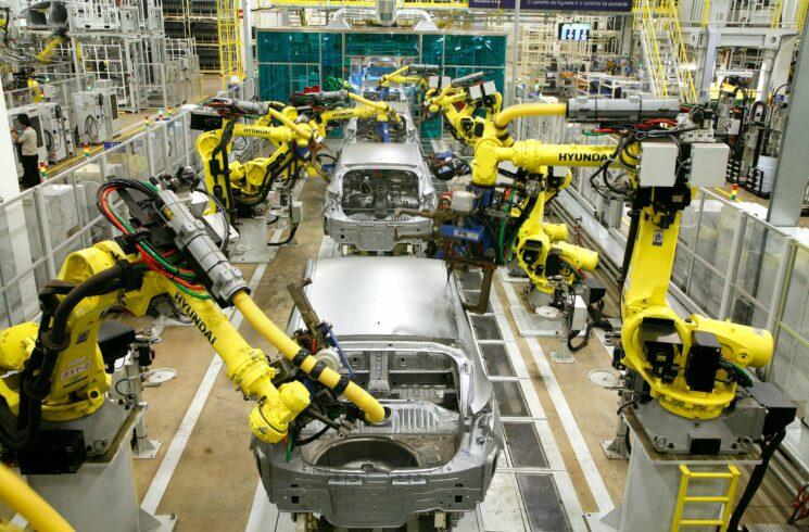 Hyundai – fábrica – São Paulo
