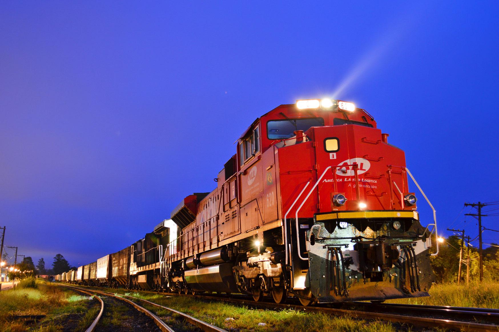 Ferrovia – Mato Grosso – empregos