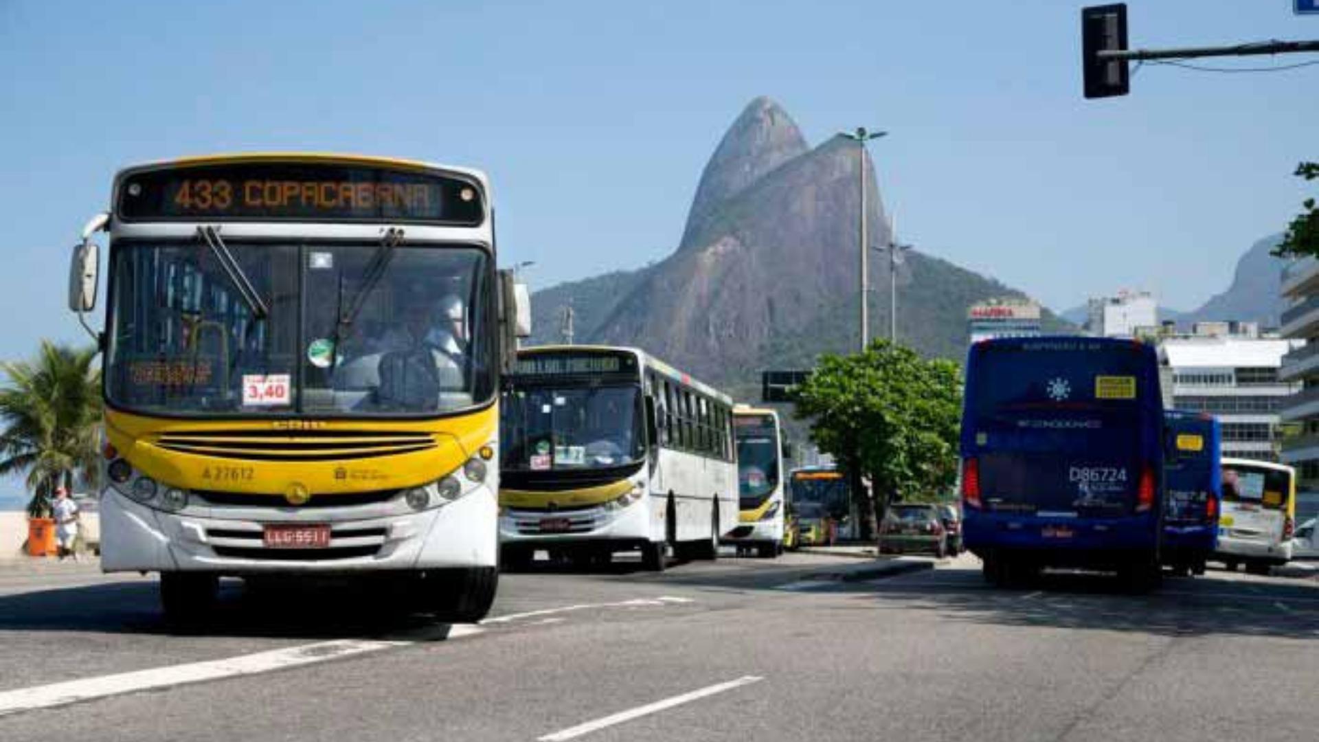 Rio de Janeiro – energia solar – ônibus