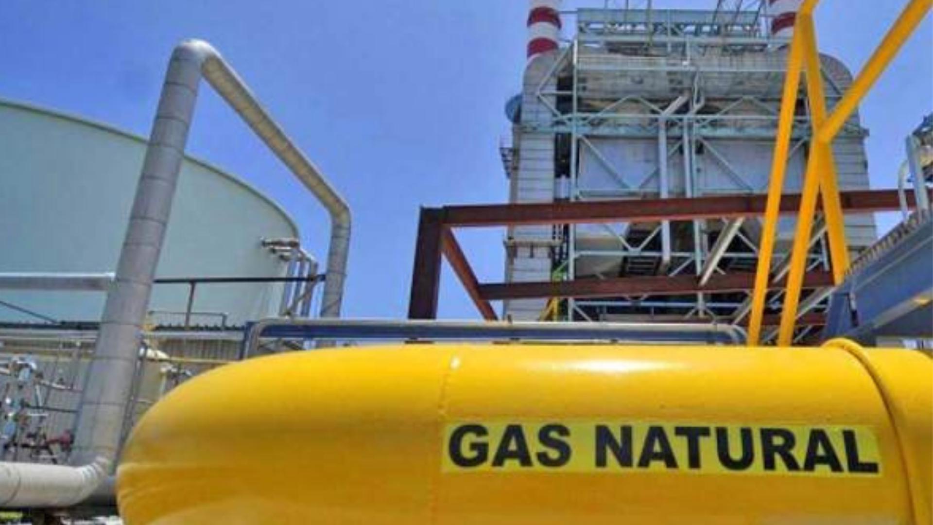 Gás – energia elétrica – Macaé
