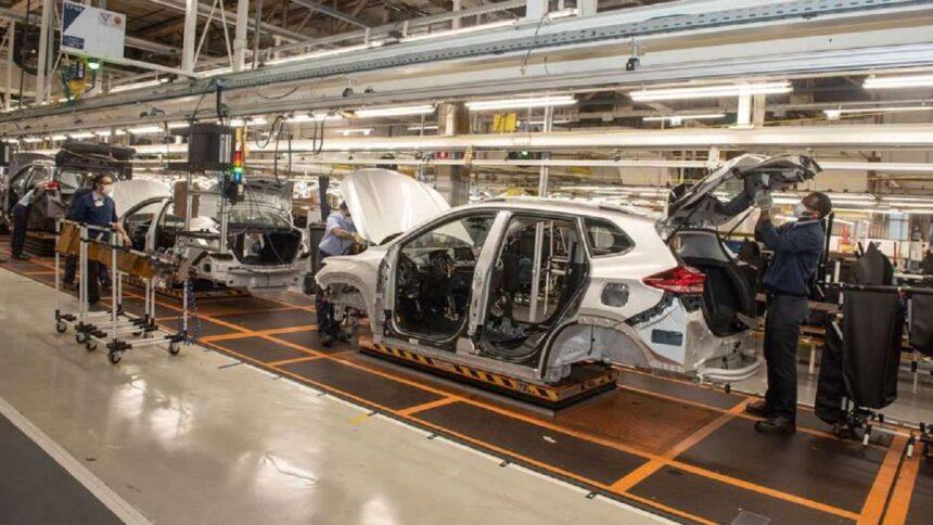 General Motors - GM - SP - fábrica - Onix