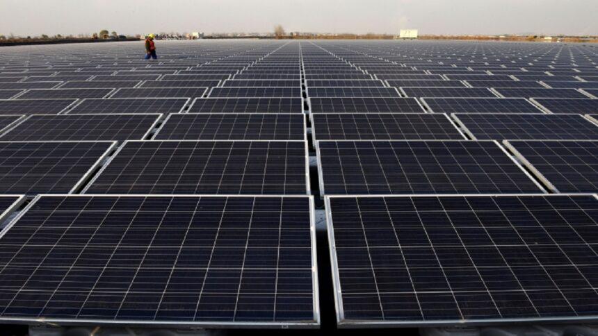 Energia renovável - energia solar - usinas -