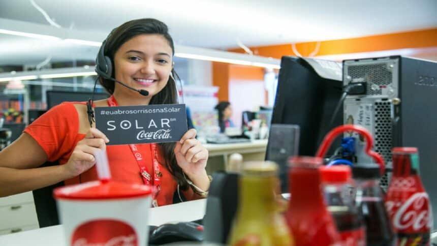 Grupo solar - Coca-Cola - vagas de emprego - PCD - São Luís