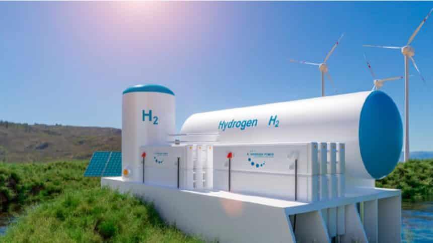 Shell - hidrogênio - empresas - competitividade