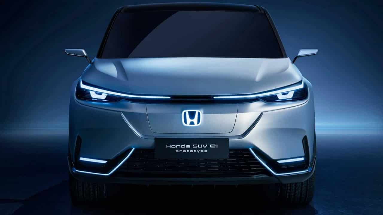 Honda - SUV elétrico - carros elétricos - General Motors