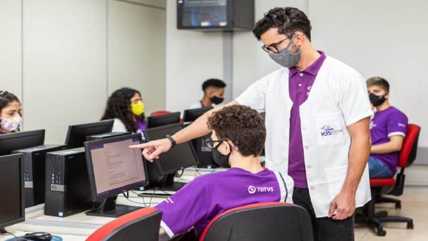 IOS - Dell - vagas - cursos gratuitos - RJ - TI