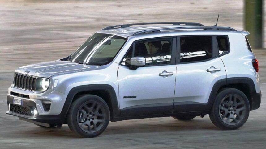 Jeep - SUV - Renegade - carro elétrico