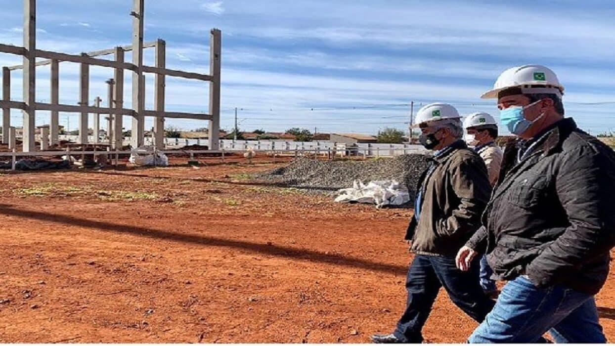 MS - usina - empregos - oportunidades - Maracaju - construção