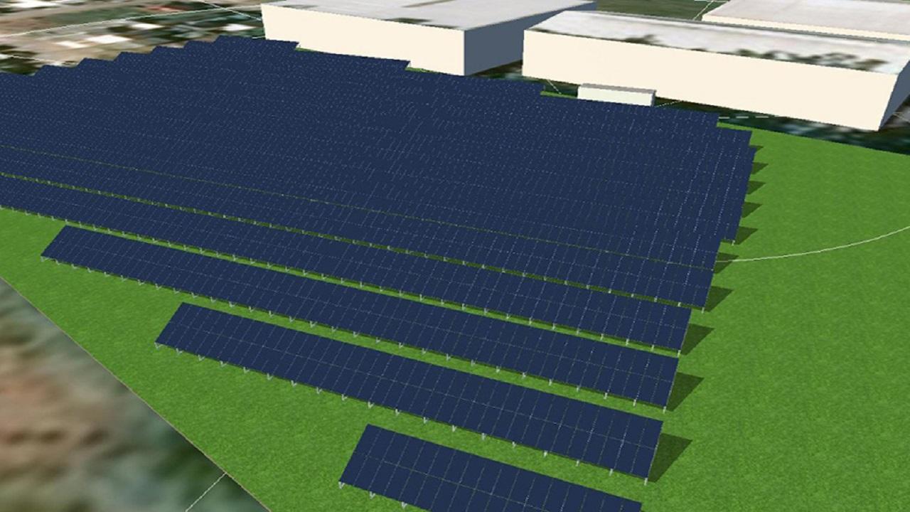 Mercur - usina - energia solar fotovoltaica - RS