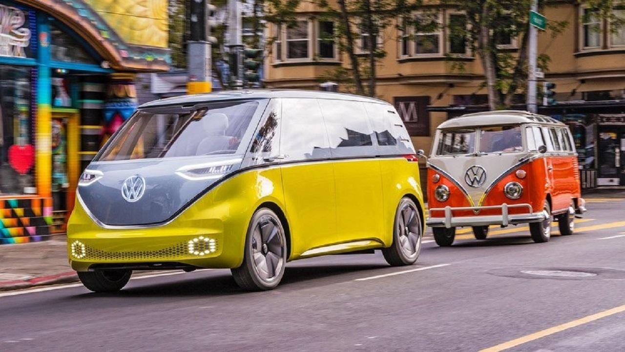 Volkswagen - Multinacional - Kombi - Kombi elétrica
