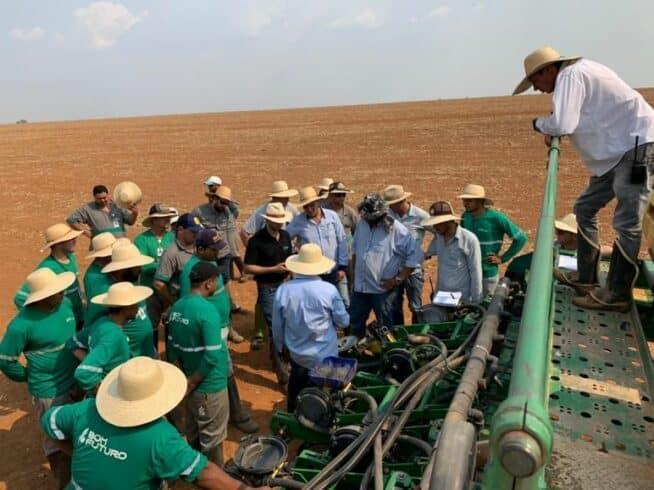 emprego - agro - agronegócio - operador de drone - engenheiro - mecânico - vagas de emprego