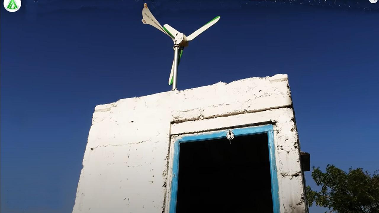 turbina - eólica - usina - energia renovável - painéis solares