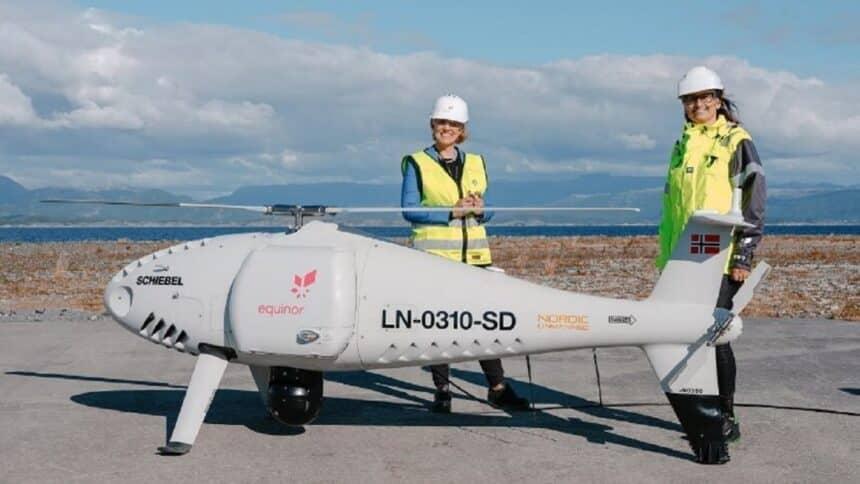 Omni Táxi Aéreo - drones - Nordic-Unmanned - oportunidades