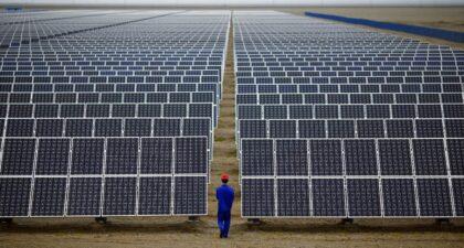 Energia solar – geração de energia – eólica