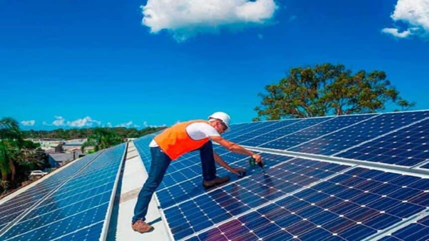 Senai - energia solar - cursos - fotovoltaica - profissionais