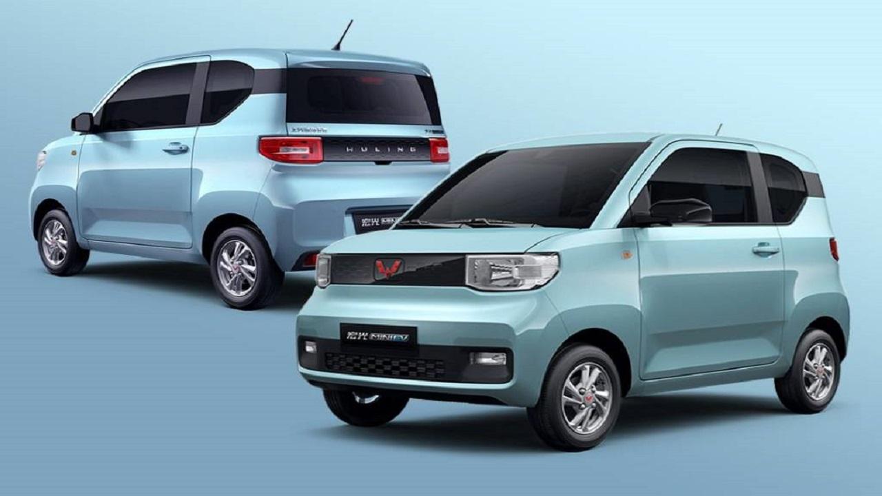 Alibaba - Chery - carros elétricos - QQ Ice - Cream -