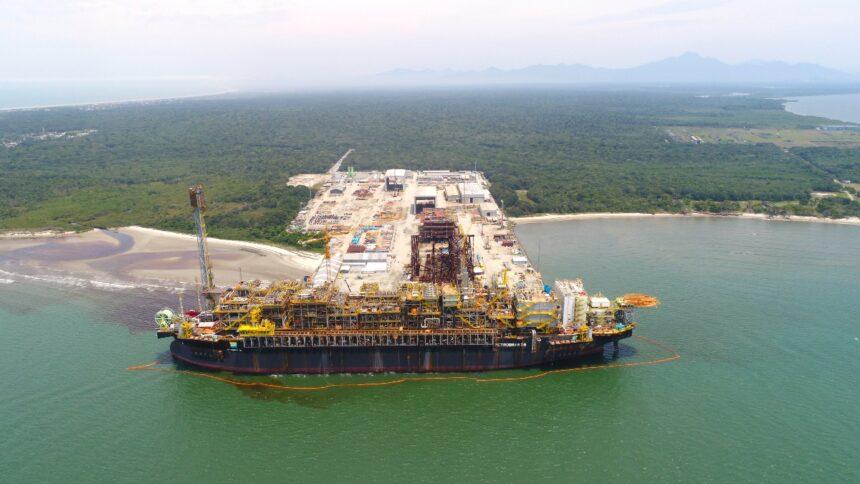 Petrobras – gás – campo de Búzios – Bacia de Santos