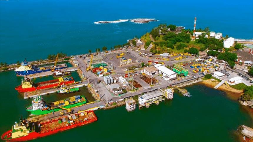 Petrobras – Macaé – porto