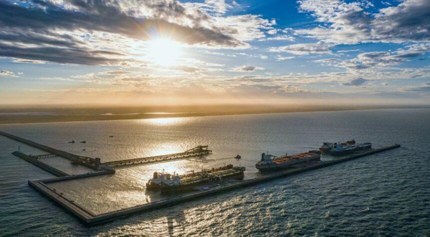 Porto do Açu – obras – petróleo – Rio de Janeiro