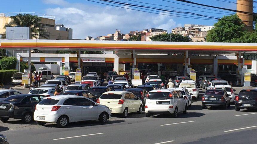 gasolina - preço - etanol - diesel - gnv - gnc - biogás - combustível - consumidor - motorista - taxista