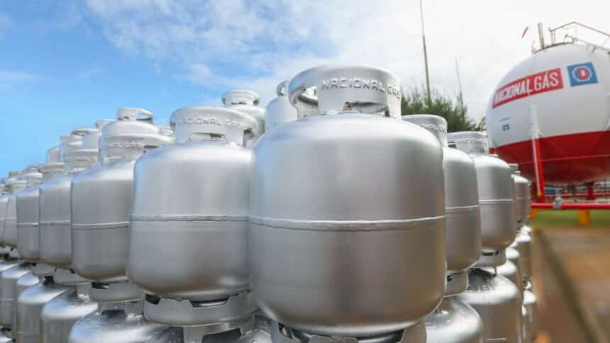 Gás de cozinha - auxilio - Presidente - assembleia legislativa -
