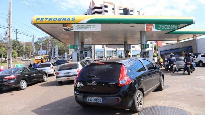 preço - etanol - gasolina - diesel - gnv - caminhoneiros - greve - combustível