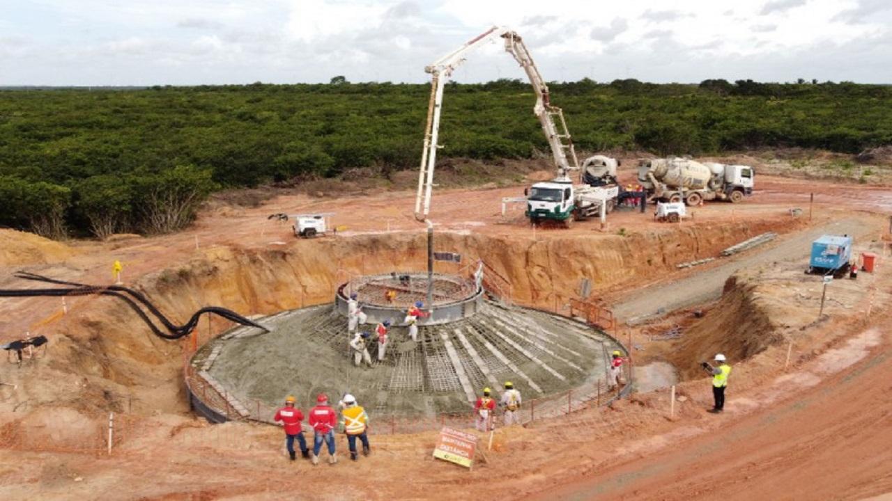 Qair Brasil - aerogeradores - energia solar - energia eólica - Ceará - usina