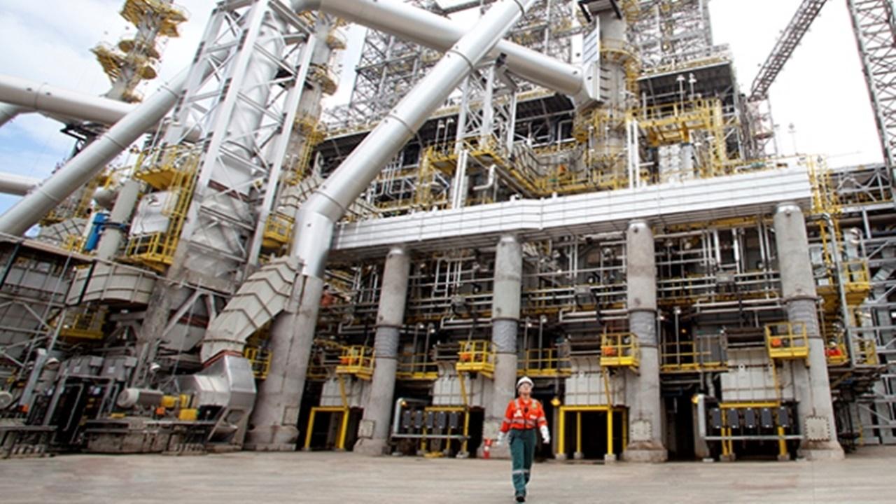 Refinaria – Petrobras – parada de manutenção