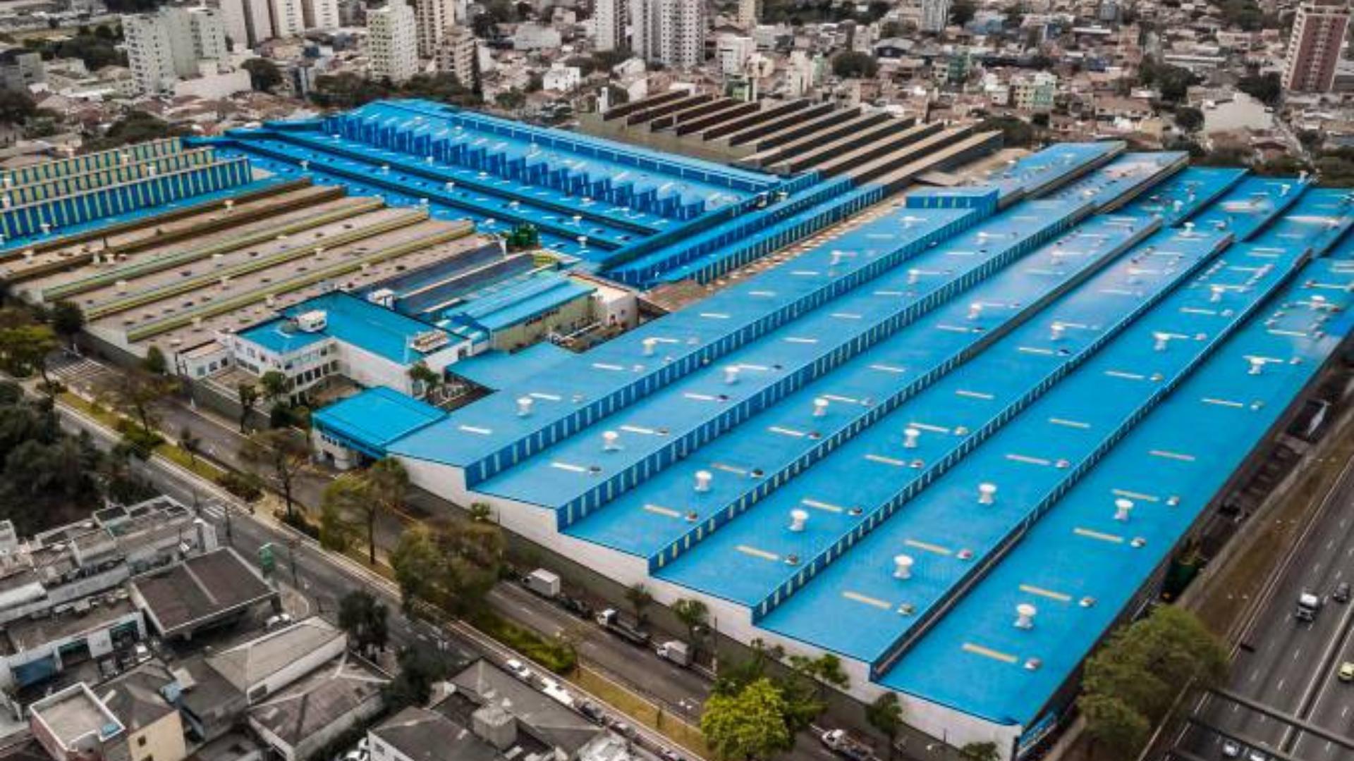 Fábrica – alumínio – São Paulo