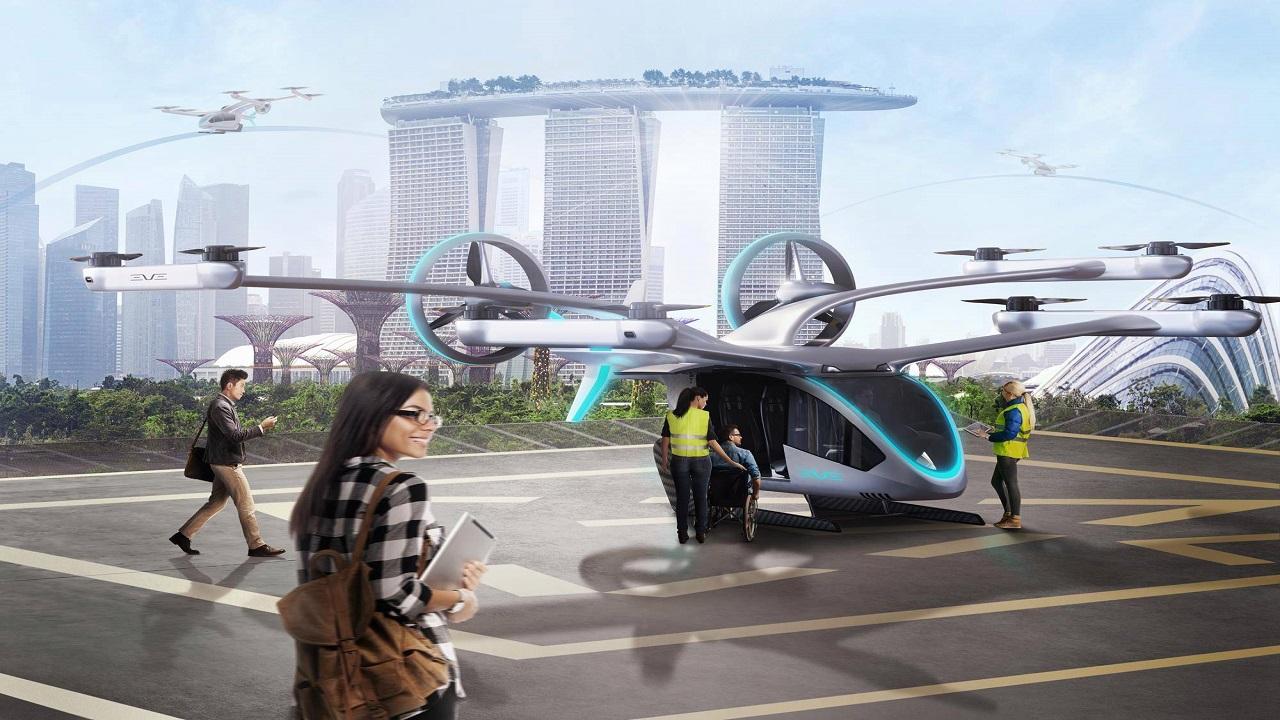 Tesla - carro elétrico voador - Embraer -