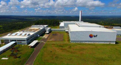 BRF - fábrica – Paraná