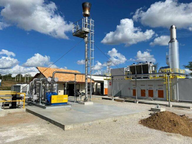 Usina – biogás – Pernambuco - Vivo