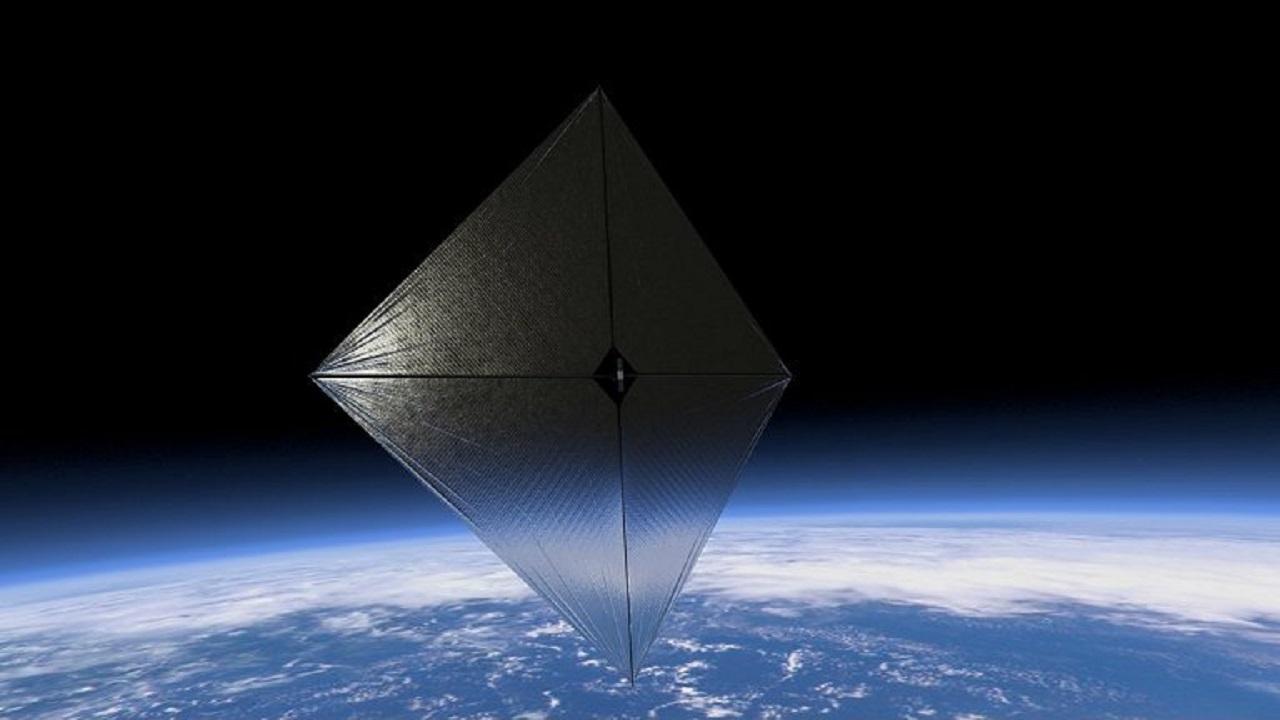 energia solar - NASA - Vela - missão