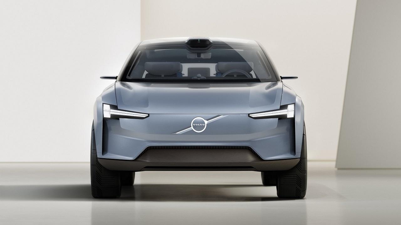 Volvo - carros elétricos - Sistema operacional -Google - NVIDIA