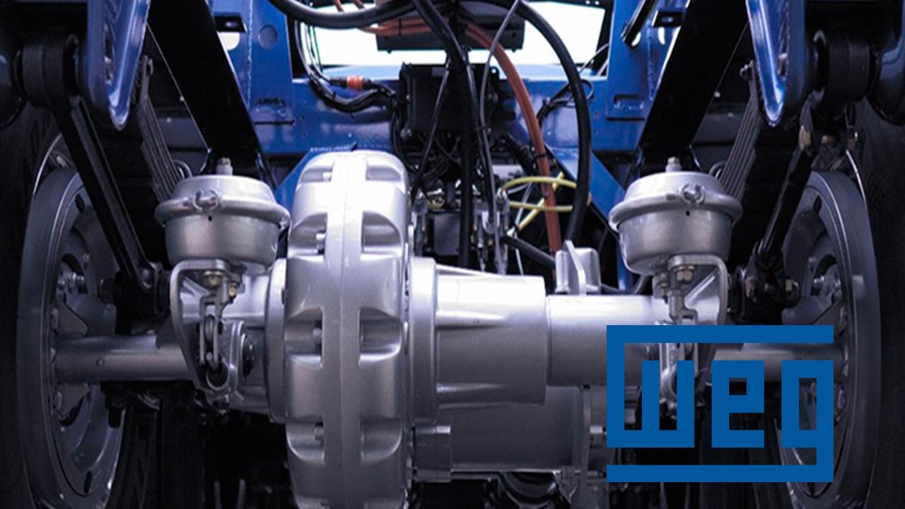 WEG - volkswagen - motor - ABB - Bosch - caminhões - iemens - coca cola - AMBEV - JBS -